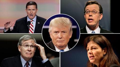 Ястребы Трампа: кто возглавит Пентагон