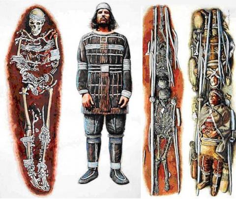 Любовь и смерть на Сунгире. Доисторическая трагедия под Владимиром