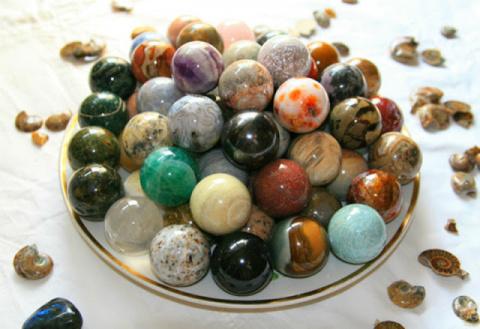 Целебные свойства камней