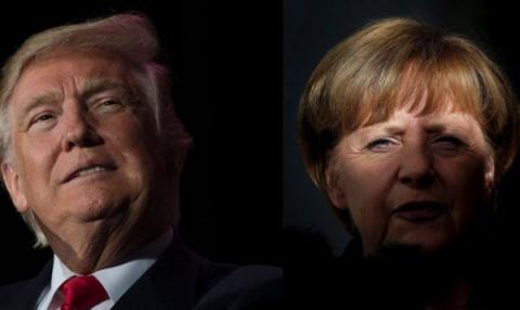 Вокруг Сирии: сломленный Трамп и затаившаяся Меркель