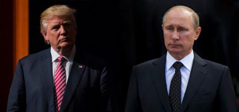 Владимир Путин «уделал» Дона…