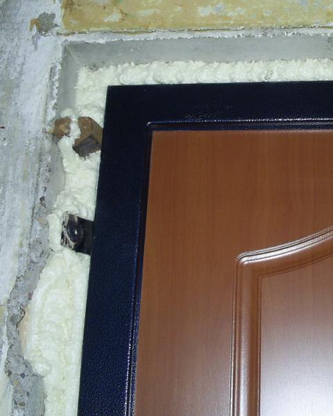 как уменьшить дверной проем гипсовым клеем специальному составу плетению