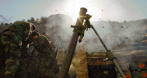 Украинская армия 11 раз нарушила «режим тишины» в ЛНР