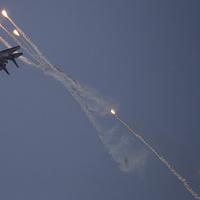 Cирийские военные заявили о сбитом израильском истребителе