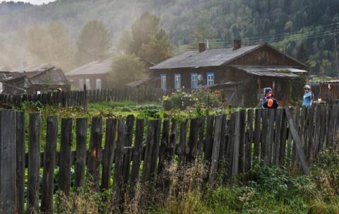 Полуторник. Жизнь сибирской деревни