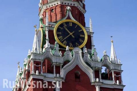 Кремлю предстоит ответить на…