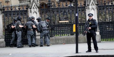 Волна терактов в Европе докатилась до Лондона