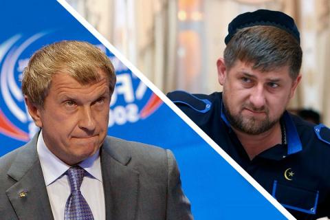 Сечин и Кадыров подадут в су…