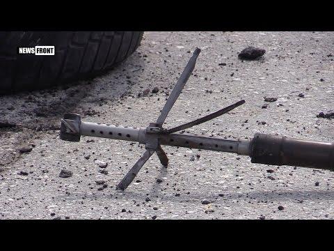 ВСУ обстреляли пункт перехода на Станице Луганской