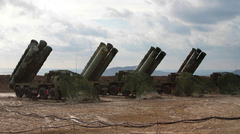 Офицер США: новые С-400 в Крыму не предвещают ничего хорошего