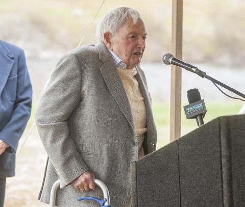 Умер Дэвид Рокфеллер в возрасте 101 года
