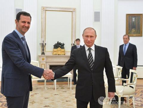 Что Россия получила за поддержку Асада?