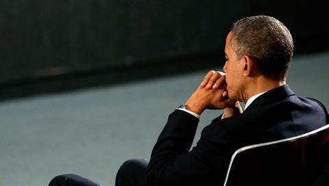 Стыдно за Обаму