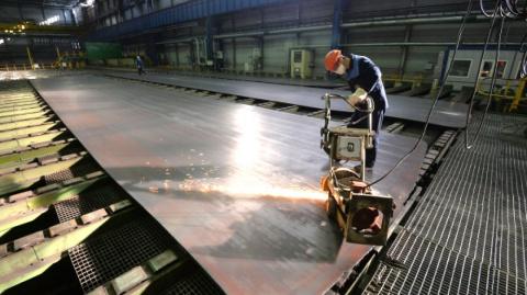 Эксперты: цены на сталь могу…