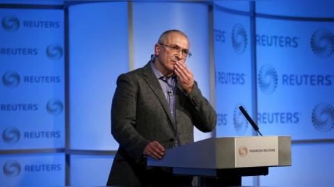 SZ: Ходорковский надеется «создать в России правовое государство»
