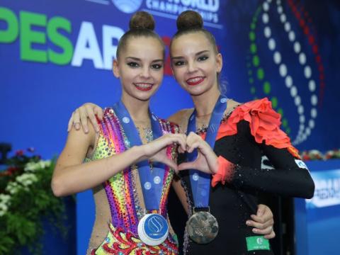 Как живут гимнастки-близняшки Аверины