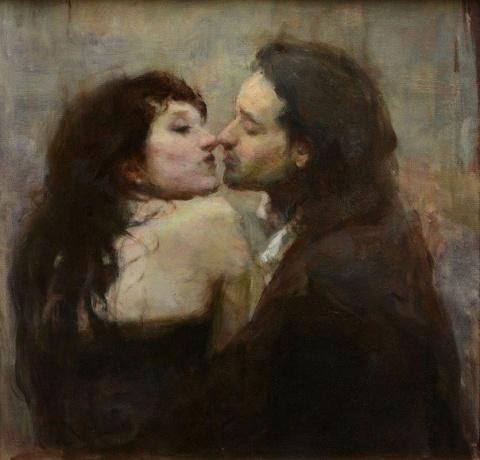 Реальная любовь в полотнах Р…