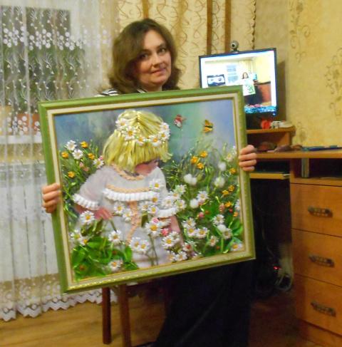 Авторские работы  Елены  Силачевой.