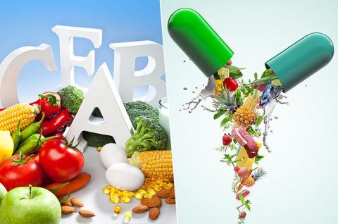 Пять мифов о витаминах
