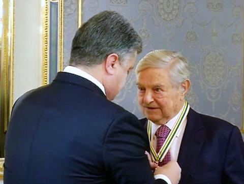 За новой атакой на Порошенко…