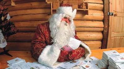 Дед Мороз понесет Олимпийски…