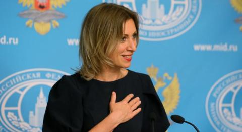 Захарова колко высмеяла постпреда Британии в ООН, парировав его критику