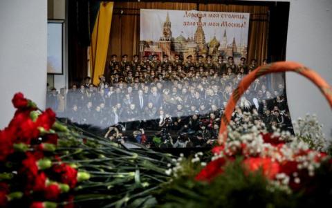 Опять лгут про гибель Ту-154