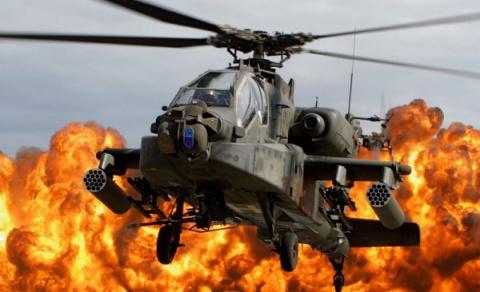 Вертолет «Apache» vs Ми-28н …