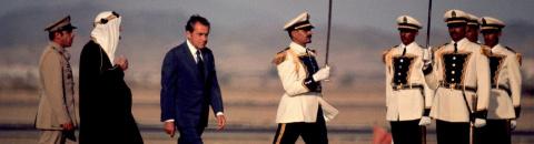 Тайный союз США и Саудовской Аравии