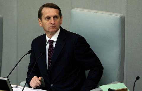 Нарышкин: без участия России Совет Европы во многом потеряет смысл