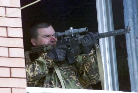 """""""Грузинов не было!"""" - первая реакция Киева на фильм о """"снайперах майдана"""""""