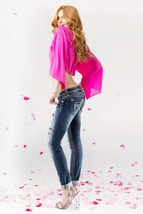 Белла Торн — Фотосессия для «Miss Me» 2015