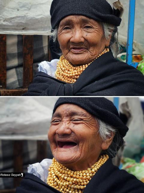 """Фотопроект """"Как вы красивы!"""" Реакция людей на добрые слова"""