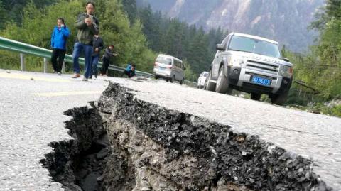 Журналисты в США приняли землетрясение в КНР за ядерные испытания КНДР