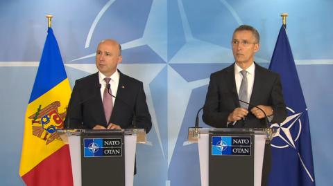 Молдавия на острие атаки: До…
