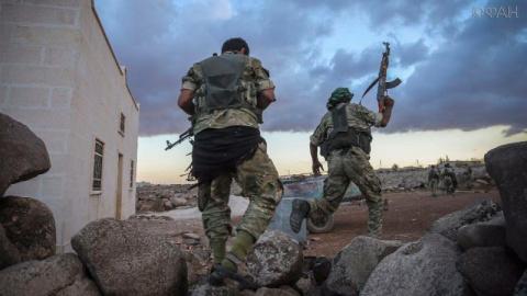 ИГИЛ начало эвакуацию семей …