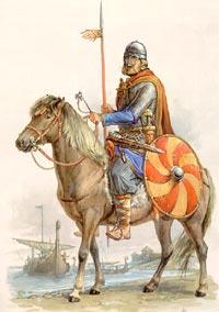 Скандинавские наемники на Ру…