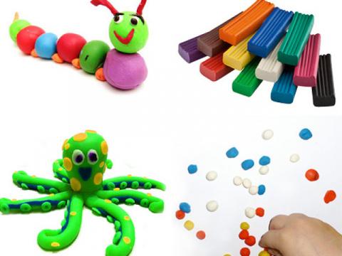 Лепим из пластилина, с детьми и для детей (подборка)