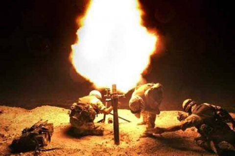 ВСУ обстреляли Ясиноватую и …