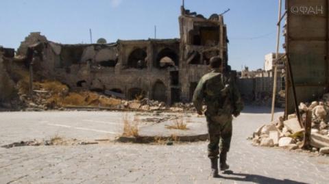Алеппо раздора: США атакуют …