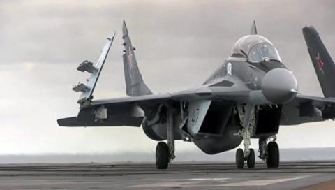 Россия подписала с Сербией договор о поставке истребителей МИГ-29