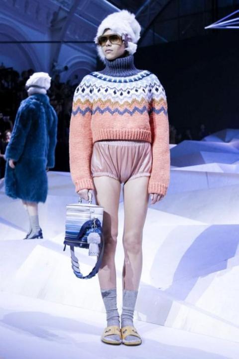 Новые фишки моды) Теперь зим…
