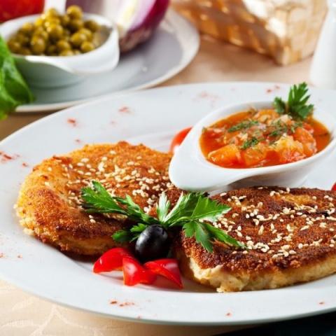 Как приготовить фалафель? Рецепт гороховых котлет «по-арабски»