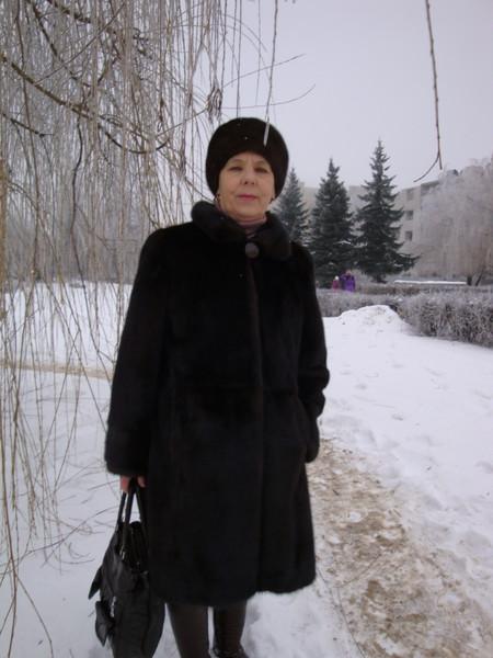 Варвара Стеблецова (Петрова)