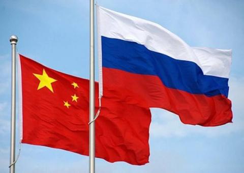 Представители России и Китая…