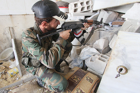 Сирийские войска вернули под…