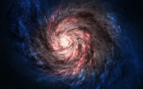 Обнаружены галактики, наруша…