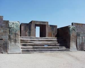 Кто построил Тиауанако?
