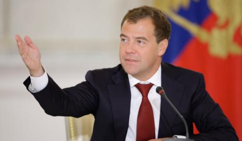 Медведев призвал страны ЕАЭС не упражняться в подсчётах цен на российский газ