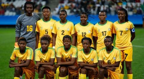 В Зимбабве арестовали олимпи…